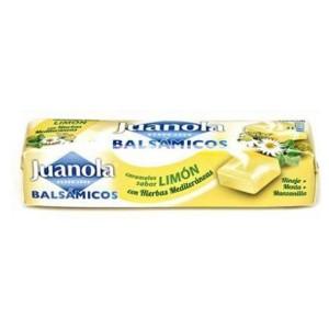 CARAMELOS JUANOLA LIMON VIT C Y HIERBAS MED  30 G