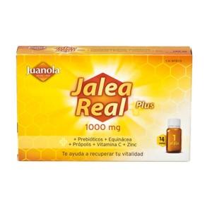 JUANOLA JALEA REAL PLUS  14 VIALES