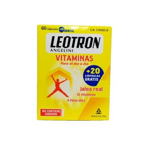 LEOTRON VITAMINAS ANGELINI  60 COMP