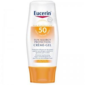 EUCERIN SUN PROTECTION 50 ALLERGY CREME-GEL  150 ML