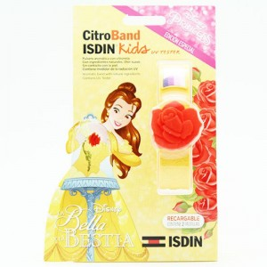 CITROBAND ISDIN KIDS + UV TESTER PULSERA EDICION ESPECIAL BELLA C/ 2 RECARGA