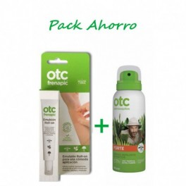 PACK OTC ANTIMOSQUITOS FORTE + FRENAPIC