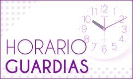 Fcia. Mª Dolores Ferrando Fos - Horario de Guardias