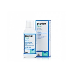 BEXIDENT POST COLUTORIO  250 ML