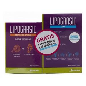 LIPOGRASIL GESTOR DE GRASA  60 COMP